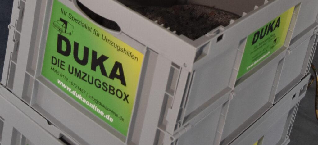 DUKA – Die Umzugsboxen